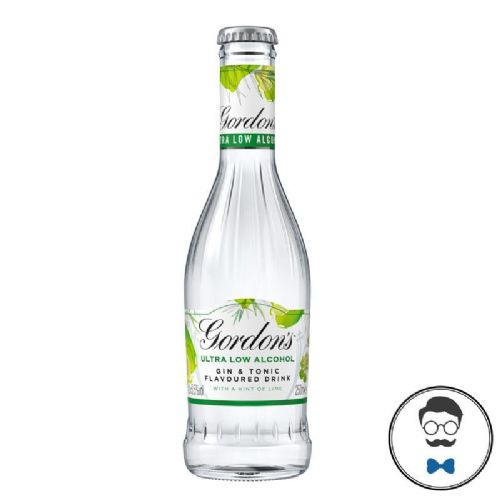 Gordons Ultra Low Alcohol  Gin & Tonic - Lime (<0.5%)
